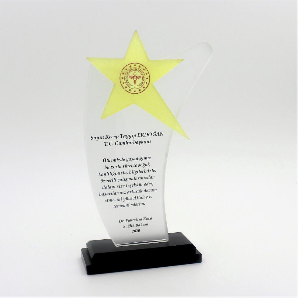 Yıldız Kristal Ödül